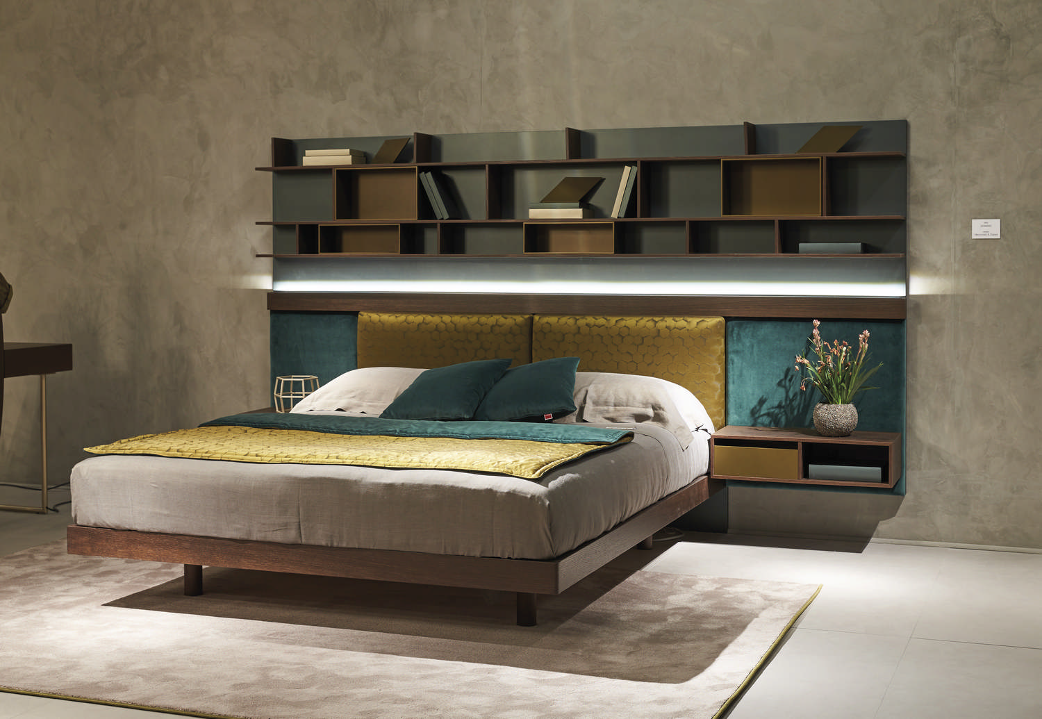 letto basic by fimes